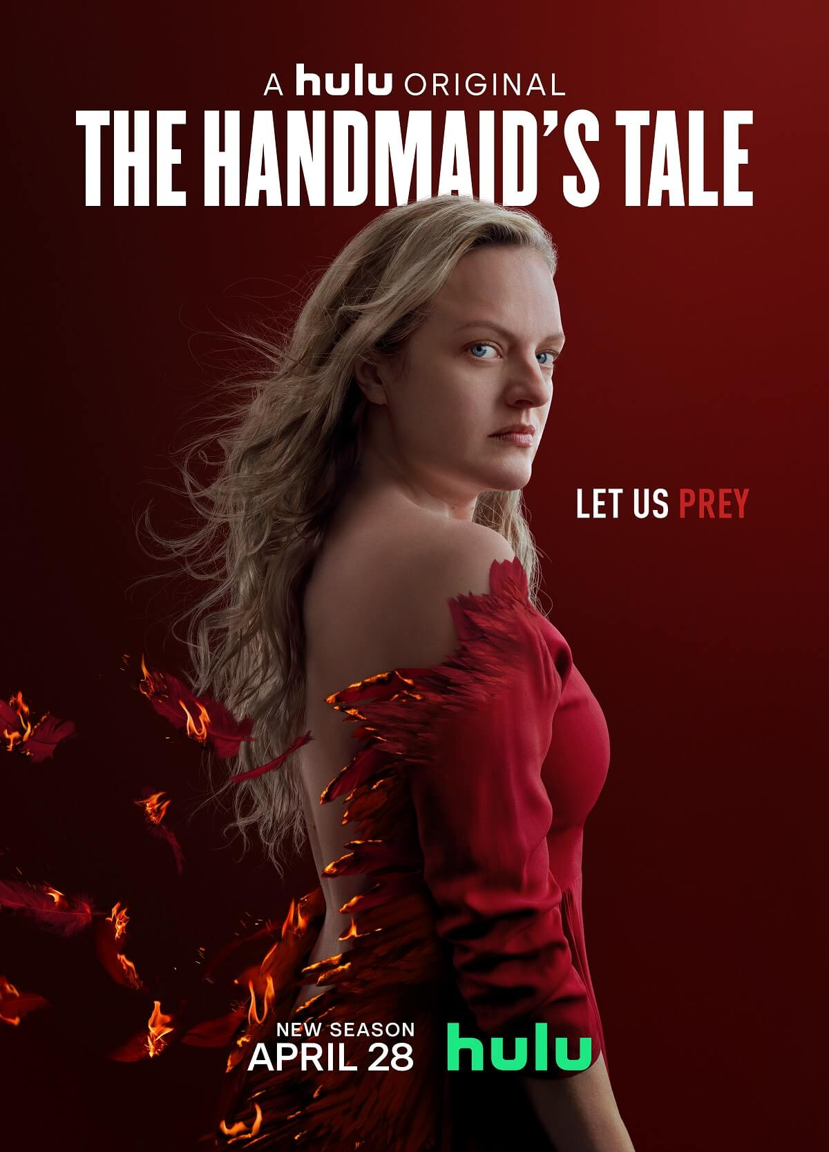 Handmaid's Tale Saison 3 Episode 13 Streaming : handmaid's, saison, episode, streaming, Handmaid's, Tale', Season, Unveils, Trailer, Gorgeous, Poster