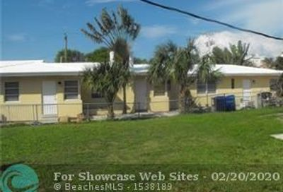 4561 Poinciana St Lauderdale By The Sea FL 33308