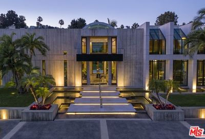 601 Mountain Drive Beverly Hills CA 90210