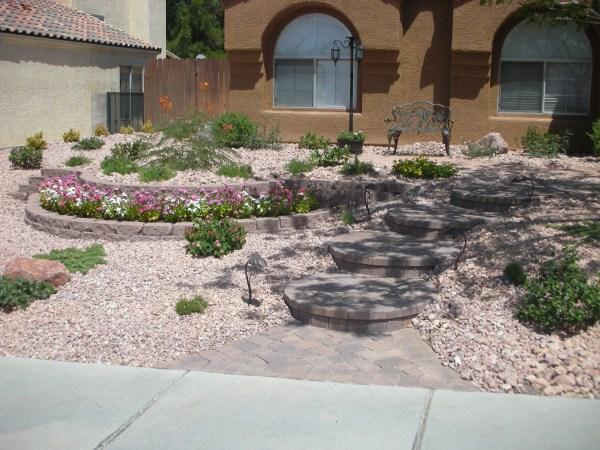 las vegas landscaping services