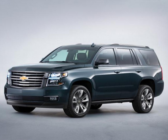 Chevrolet Tahoe For Rent In Lebanon By Showcase Car Rental