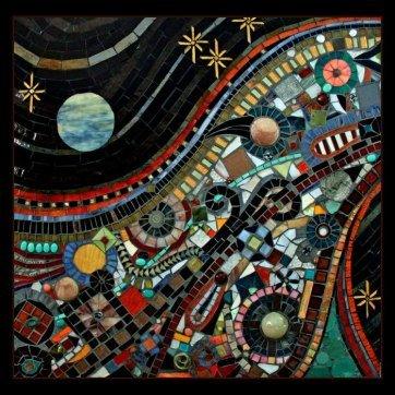 Custom Commissioned Public Art Mosaic Murals For Hospitals, Healthcare & Medical Facilities. Everett, WA
