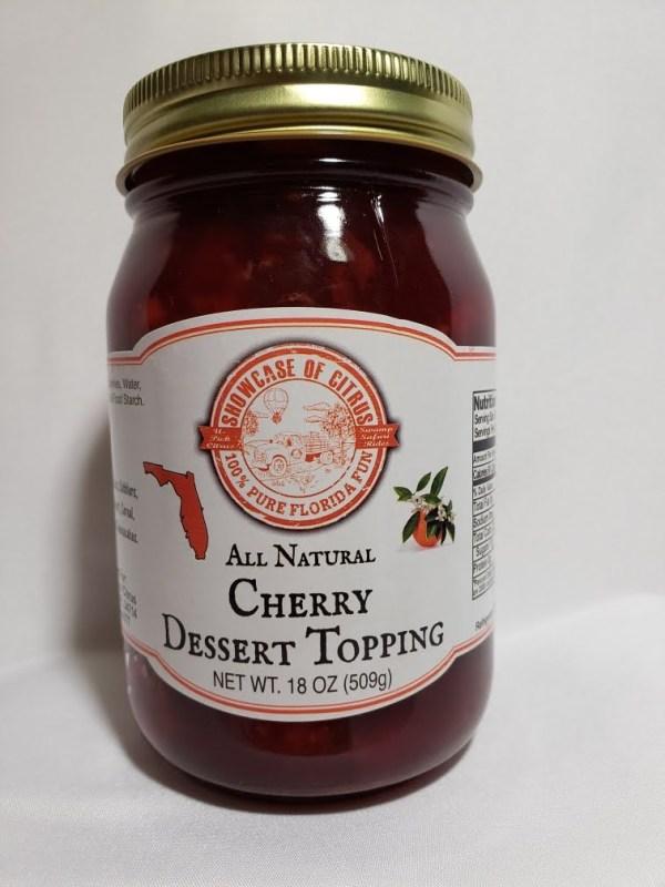 Cherry Dessert Topping
