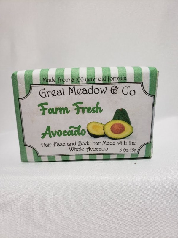 Farm Fresh Avocado Soap