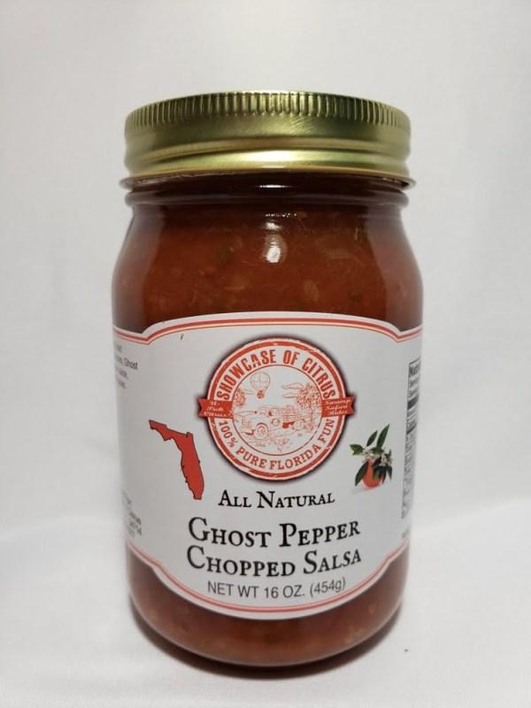Ghost Pepper Chopped Salsa