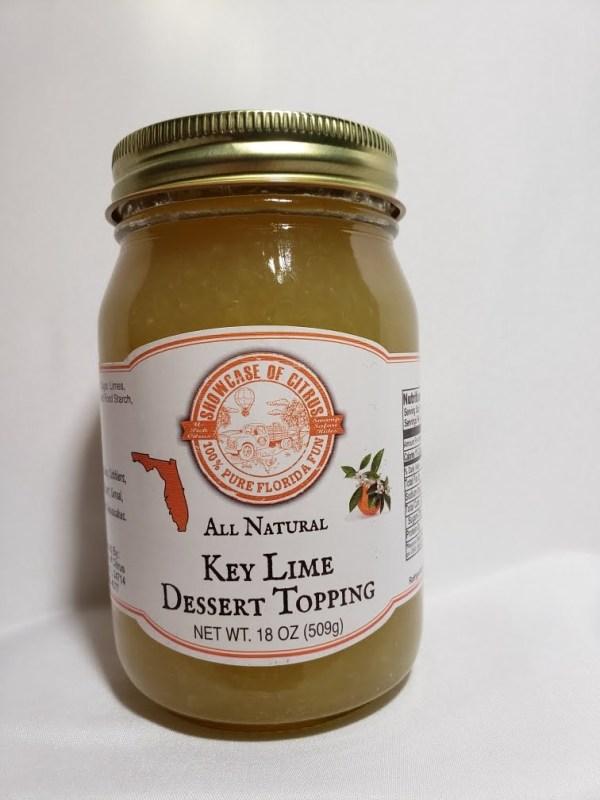 Key Lime Dessert Topping