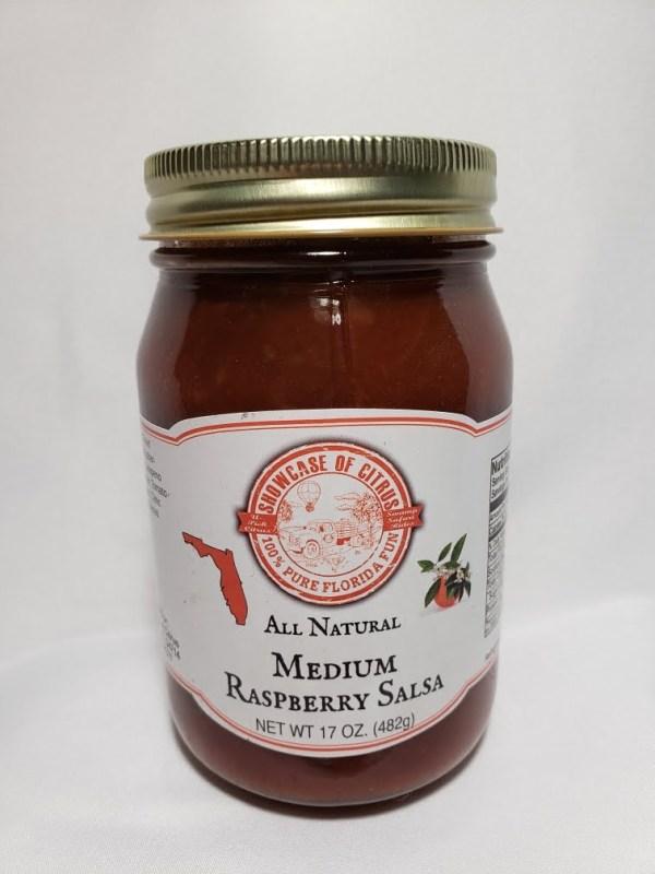 Medium Raspberry Salsa