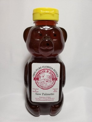 Saw Palmetto Honey
