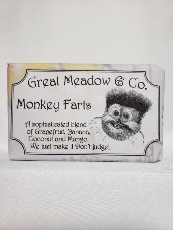 Monkey Farts Soap