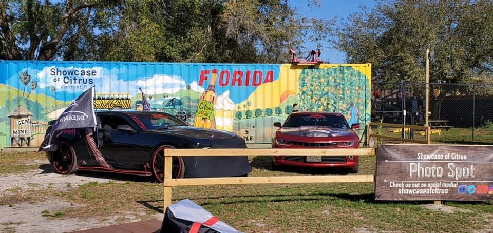 Dreams 2 Reality Car Show