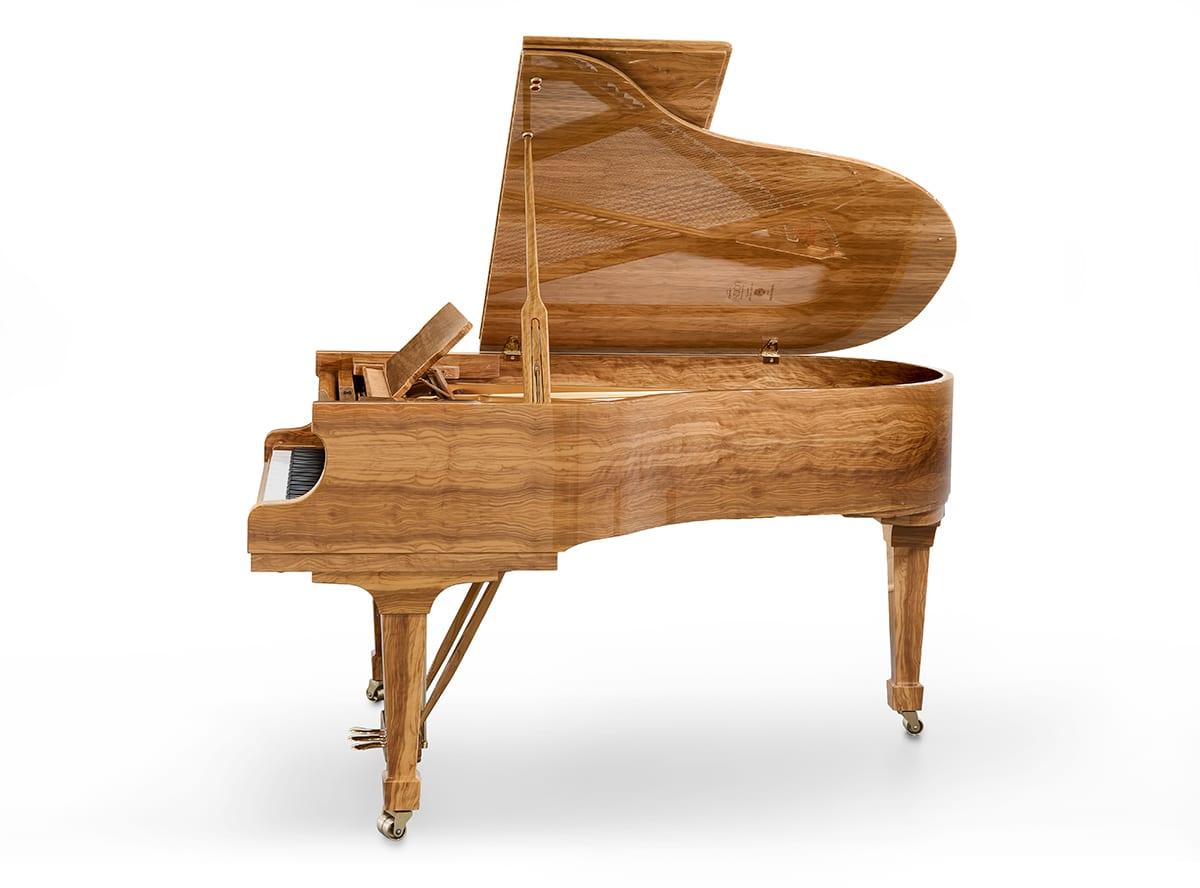 Fazioli Olive | Showcase Pianos