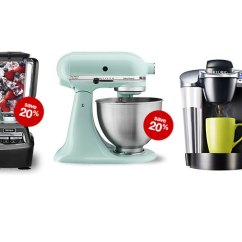Kitchen Aid Coupons White Round Table And Chairs Target 20 Off Discount Kitchenaid Appliances