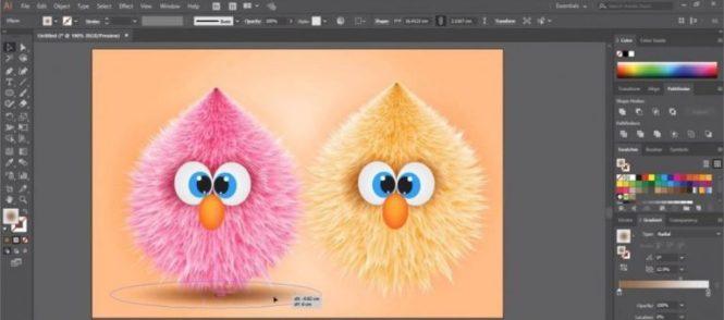 Adobe Illustrator CC 25.2.4.26 Crack I License Key Free