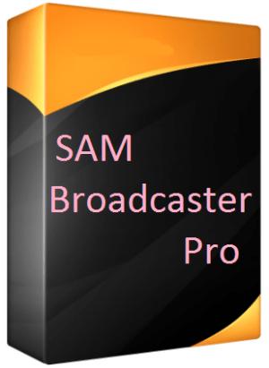 SAM Broadcaster Pro 2021.3 Crack + Activation Code Keygen Free