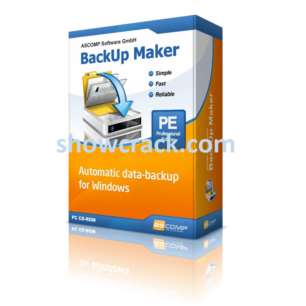 BackUp Maker Pro Crack + Activation Key Free Download 2021 [ Latest ]