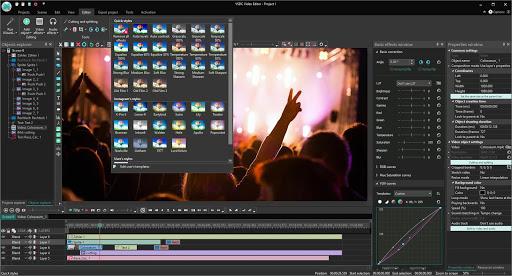 VSDC Video Editor Pro 6.5.1 Crack + License Key Full Patch Download 2021