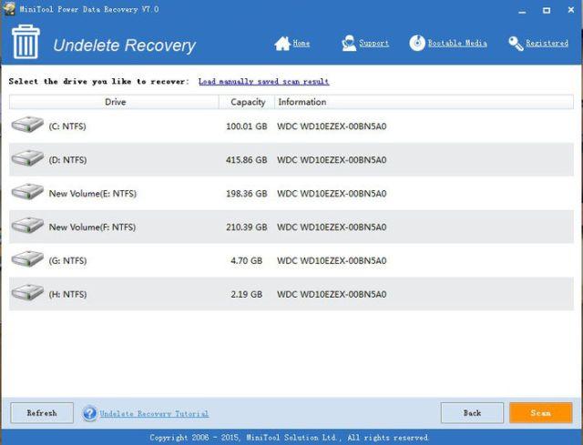 MiniTool Power Data Recovery 10.0 Crack Key + Serial Free 2022