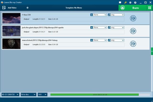 Leawo Blu-ray Creator 11.0.0.1 Crack + Activator Free 2021