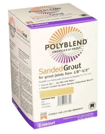 19 PolyblendGrout