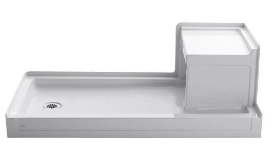 Kohler Tresham Shower Receptor
