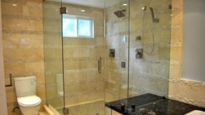 Heavy Glass Frameless Enclosures