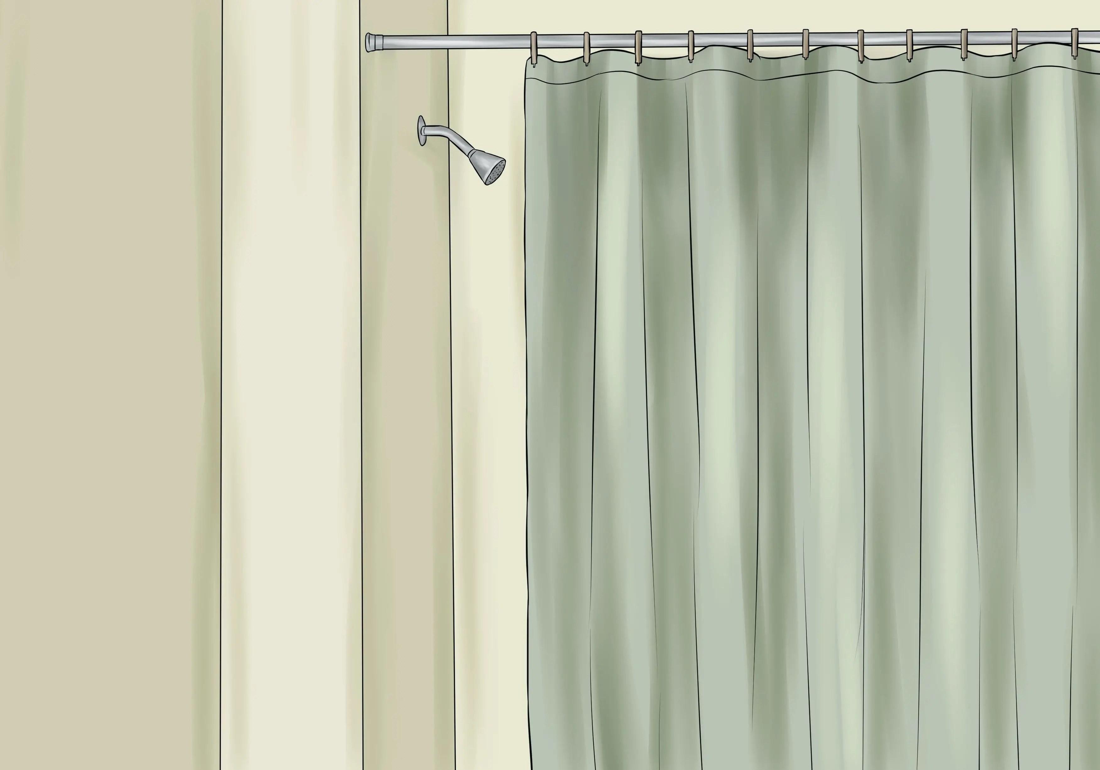 shower drape