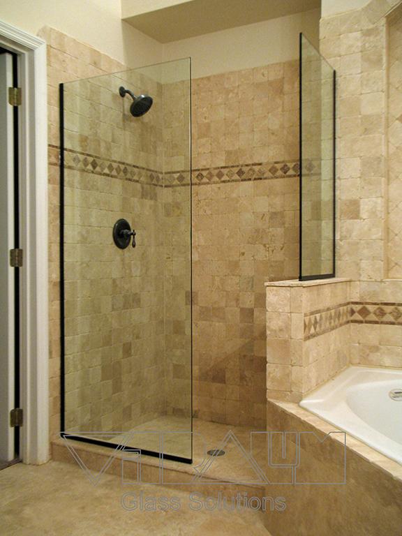 Frameless Shower Enclosures Orlando Bathroom Shower Doors Shower Enclosures Orlando Shower
