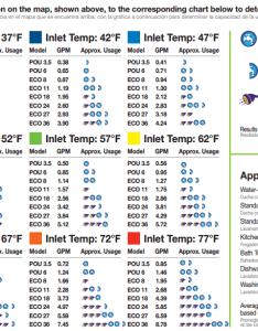 What size tankless water heater chart also seatle davidjoel rh