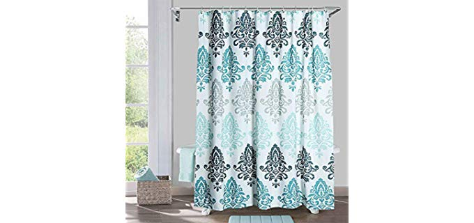 best small shower curtains april