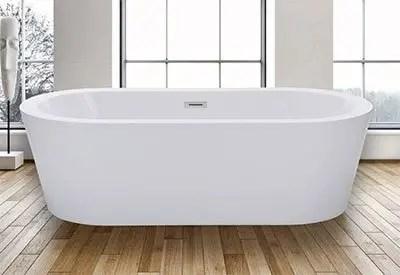 American Standard 2461.002.011 Cambridge Soaking Bathtub