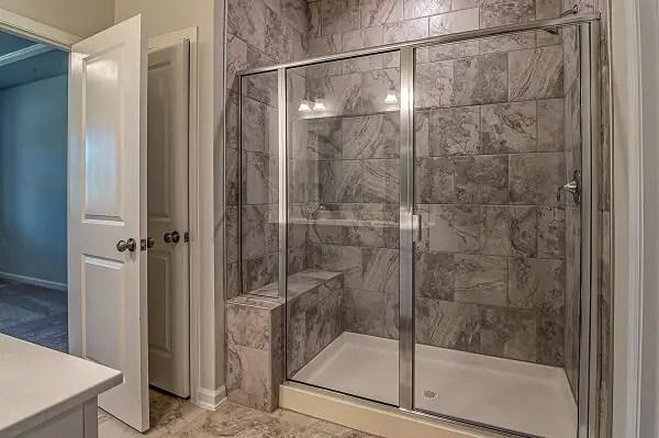 Shower pan Installation On Tiles