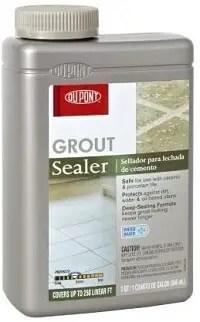 Dupont 1 Quart Dupont Grout Sealer