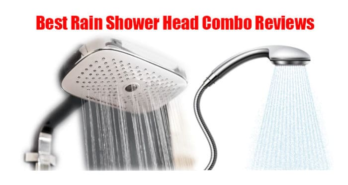 11 best rain shower head combo reviews
