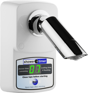 domestic shower timer