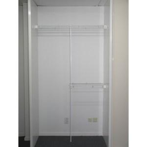 Ventilated Wire Wardrobe Organiser