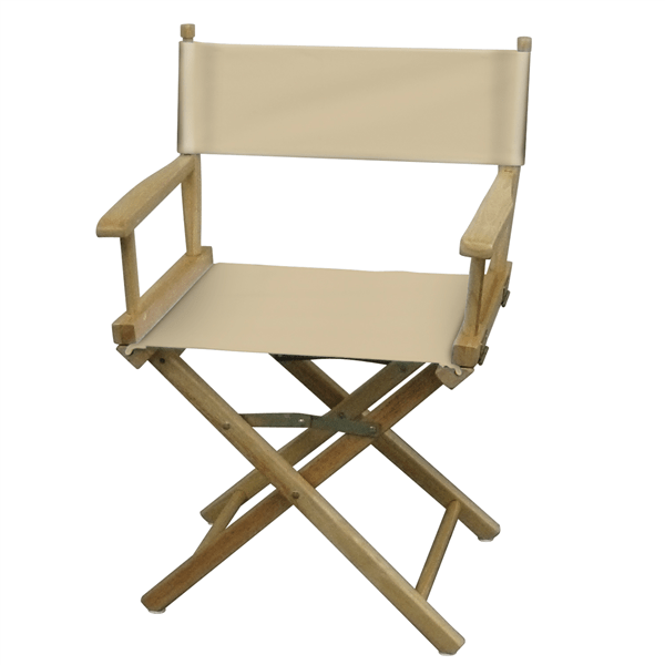 Directors Chair Table Height (Unimprinted)