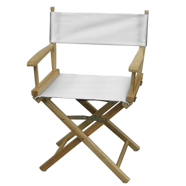 Directors Chair Table Height Unimprinted