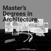 10 Master's Degrees in Architecture