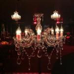 lamparas de cristal crimson peak