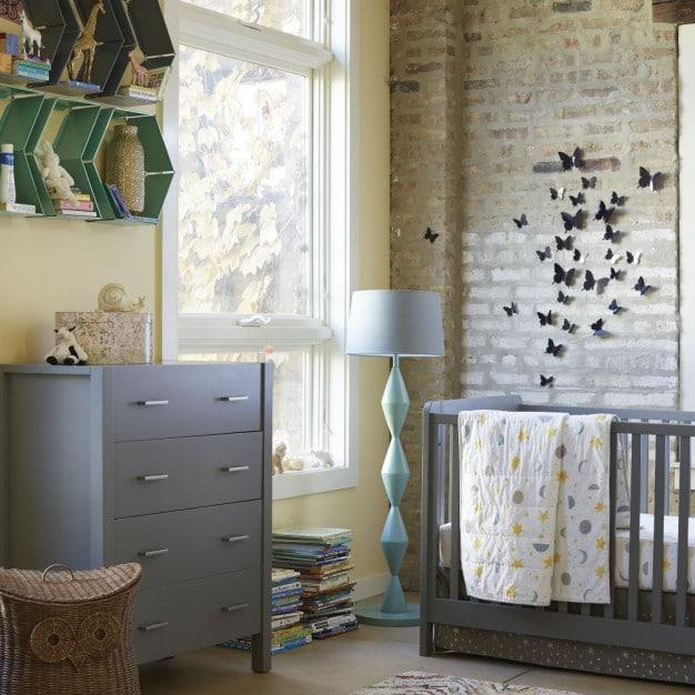 Baby Nursery Ideas 6 Steps To Designing Your Babyu0027s Room ...