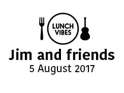 Lunch Vibes with Jim Gorissen (Thulile Zama & Llewelyn