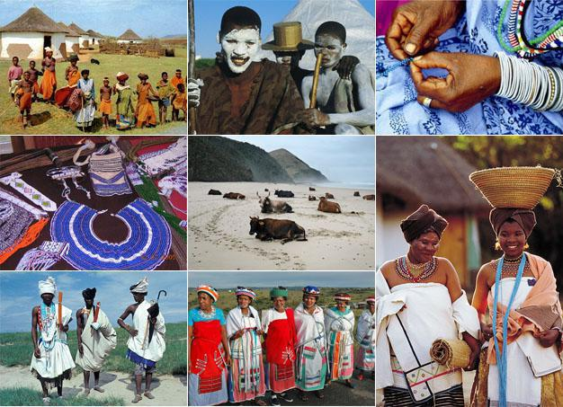 Xhosa culture in South Africa