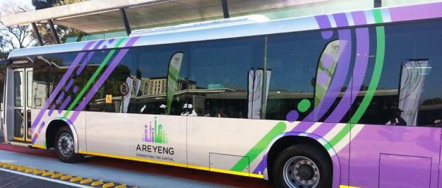 Image result for Areyeng bus service