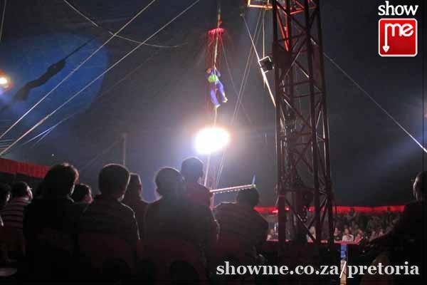 McLaren Circus in Pretoria  Pretoria