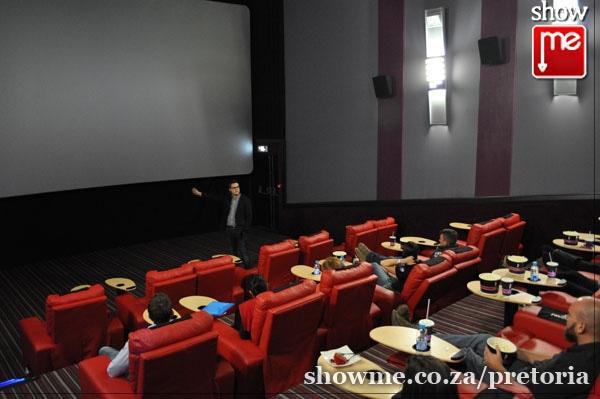 all leather recliner chairs cheap unusual cine prestige opening at the grove shopping centre | pretoria news