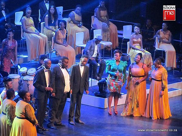 Mtn Joyous Celebration The Grateful Tour Soweto