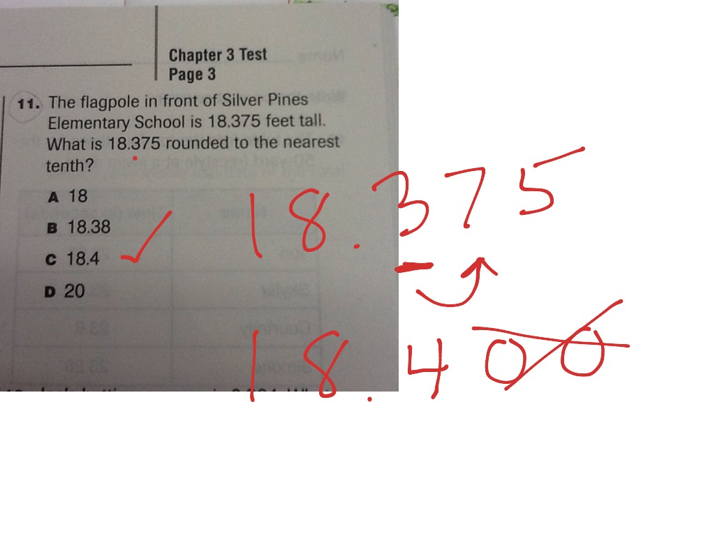 hight resolution of Chapter 3 Test Review   Math