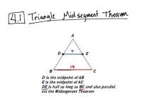 Triangle Midsegment Worksheet - Rcnschool