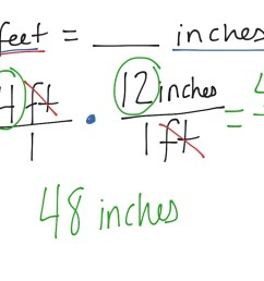 Converting units of measure   Math [ 768 x 1024 Pixel ]