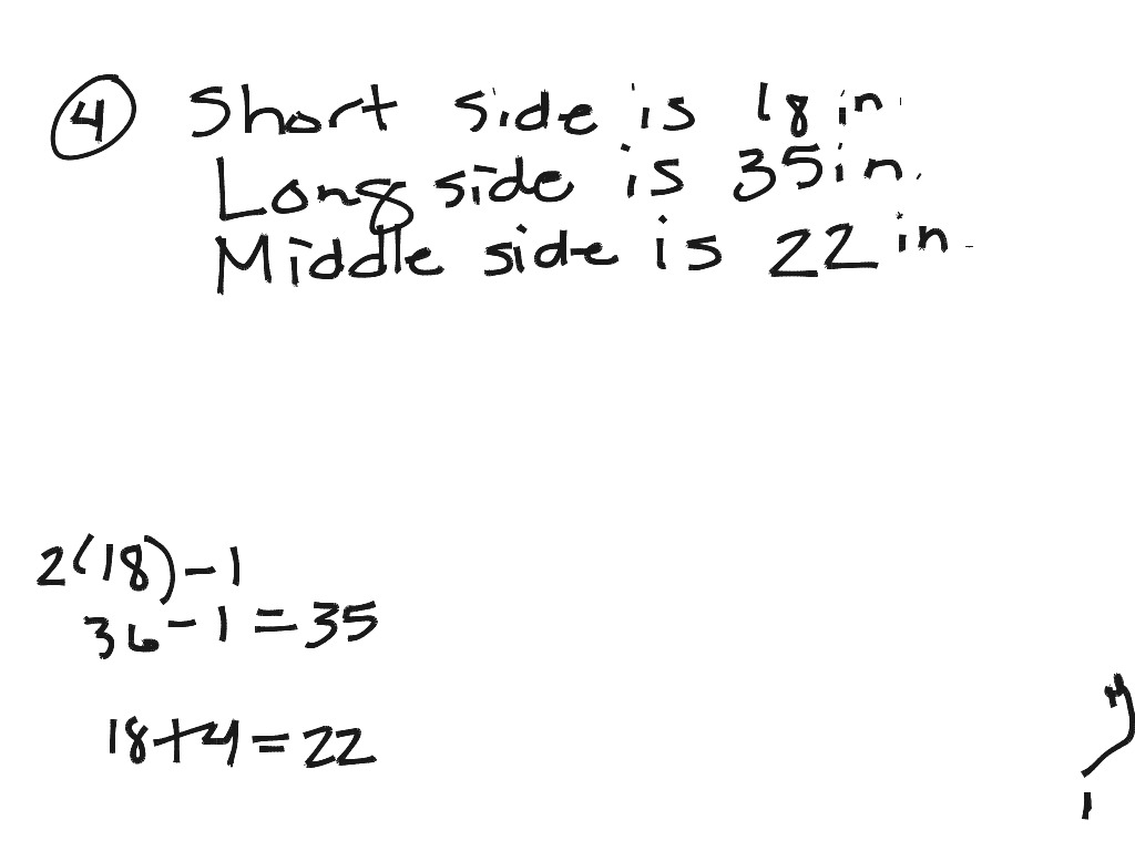 Math 091 Word Problems for Final Review: Problems 1